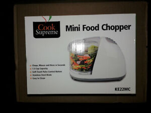Cook Supreme Mini Food Chopper