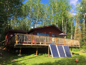 WATERFRONT House, Cottage, Cabin, Camp, St.Paul's Bay, Red Lake