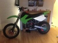 08 Kx85 not, cr, rm, tm, yz or pitbike