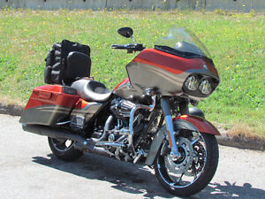 HARLEY DAVIDSON CVO ROAD GLIDE WITH FACTORY WARRANTY / FINANCING