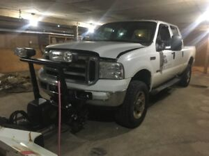 Parting Out 2006 Ford F350 4x4 Diesel Lariat Parts