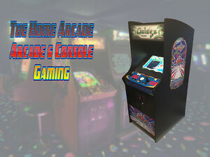 New The Home Arcade Full Size Cabinet with 7,000+ games & Wty