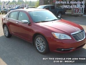 2012 Chrysler 200 Limited  - Leather Seats -  Bluetooth - $80.00