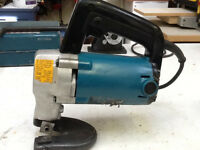 Electric metal shear