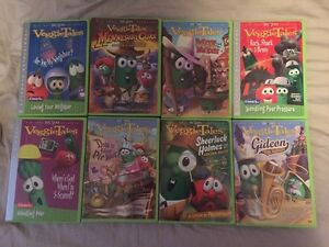 Veggie Tales DVDs for Sale Stratford Kitchener Area image 1