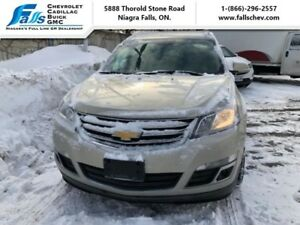 2014 Chevrolet Traverse 2LT  POWER LIFTGATE,HEATED SEATS,TRAILER