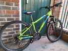 Giant mountain bike, small frame, fully serviced