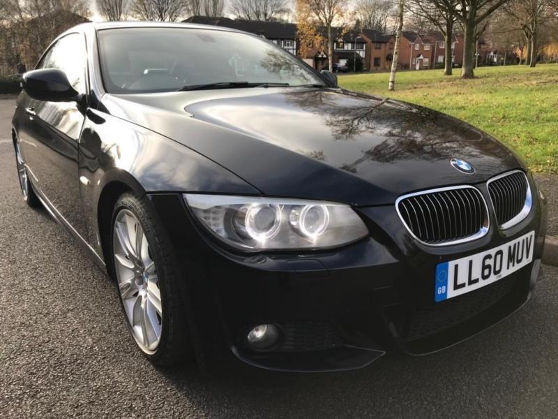 BMW D DOOR COUPE LITRE DIESEL BLACK M SPORT In - Bmw 3 litre diesel