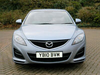 2010 10 MAZDA6 2.2 D TS 5dr WITH FSH+PRIVACY GLASS