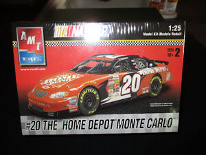AMT/ERTL NASCAR #20 The Home Depot Monte Carlo-Brand Model