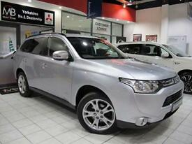2013 MITSUBISHI OUTLANDER 2.2 DI D GX3 5dr FULL LEATHER