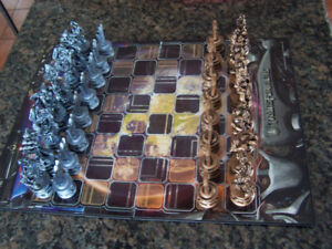 Transformers Chess Set, and Game Board