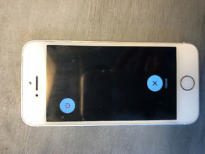 iPhone 5S silver- Perfect condition