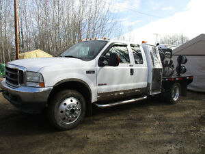 2004 Ford F-450 Pickup/Welding Truck