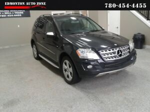 2009 Mercedes-Benz Ml 320 4MATIC 4dr 3.0L BlueTEC