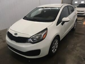 Kia Rio LX+ A/C Bluetooth Automatique 2015