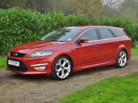 2013 Ford MONDEO 2.0 TDci TITANIUM X SPORT Manual Estate