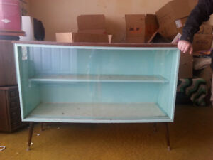 Antique Display Counter