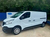 2017 Renault Trafic 1.6dCi Energy E6 LL29 125 Business L2H1 Diesel Van In White