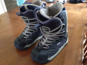 Forum Expo Snowboard Boots size 6