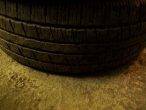 4 pneus 225/55R17