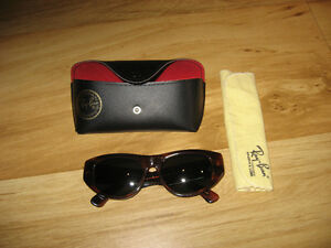 Vintage Ray Ban Sun Glasses