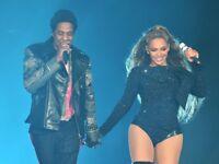 2 x Beyoncé & Jay Z On the Run II tour tickets Friday 15 June