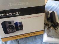 AudioEngine 2+ Desktop Audio Speakers