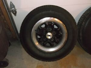 Rally wheel GM 14""