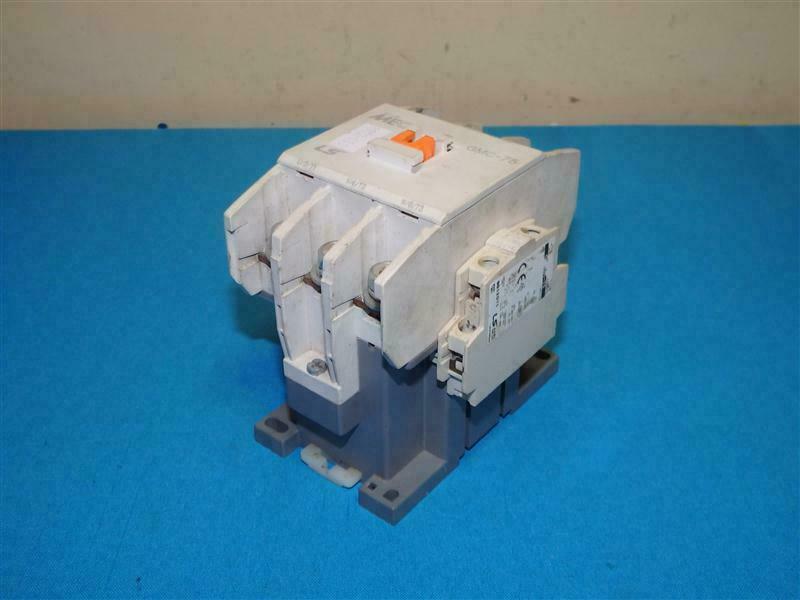 MEC LS GMC-75 GMC75 Contactor