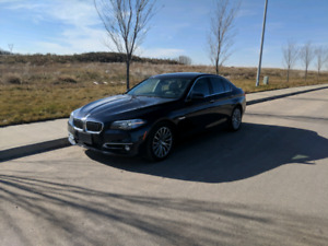2014 bmw 528xi well maintained low kms