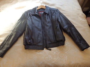 WOMEN'S LEATHER MC JACKET*** NEW PRICE