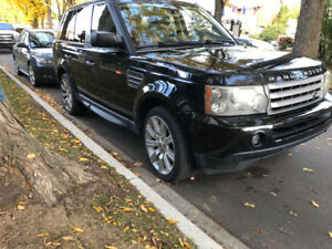 2007 Range Rover Sport Supercharged  $599 paymen! 400 hp