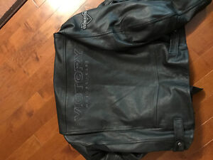 Victory Kingston leather jacket 3XL