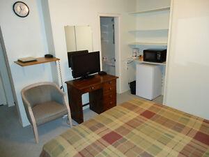Furnished single room rentals