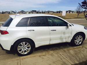 2010 Acura RDX premium package SUV, Crossover