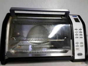 Pizza toaster