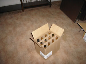 HAVE CLEAN WINE BOTTLES FOR SALE