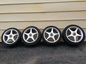 PIAA Wheels.