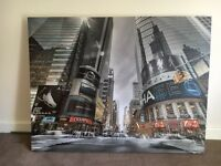 Large canvas picture of New York