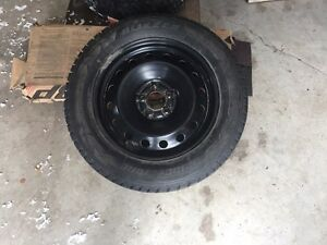 """Ford Flex 18"""" winter tires and rims"""