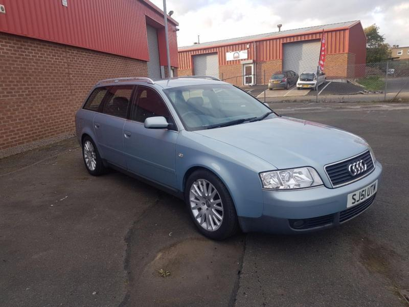 Audi A Avant SE TDI Year MOT Estate Diesel In - 2001 audi