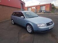 2002 Audi A6 Avant SE 1.9TDI 130 - 1 Year MOT - Estate - Diesel