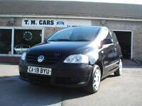 2009 59 Volkswagen Fox 1.2 3d **59k / Group 1 Insurance**