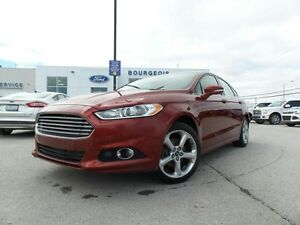 2014 Ford Fusion SE 6-speed Manual Navigation