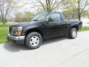 2008 GMC Canyon  Pickup Truck, Excellent Condition, CERTIFIED
