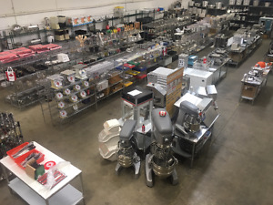 STOREY'S - 8x Upcoming Auctions - Restaurant Equipment New/Used