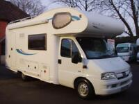 2007 Sea (new life) 4 / 5 Berth Motorhome 2.8 diesel