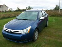 2008 Ford Focus se Sedan new  mvi in very good cond