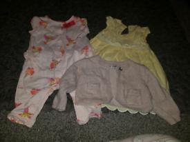 3-6mth Small Girls Bundle